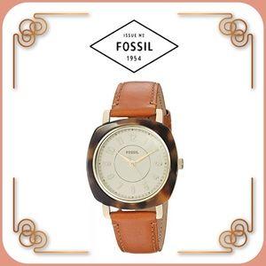 NEW Fossil Ladies Idealist Slim Watch ES4281